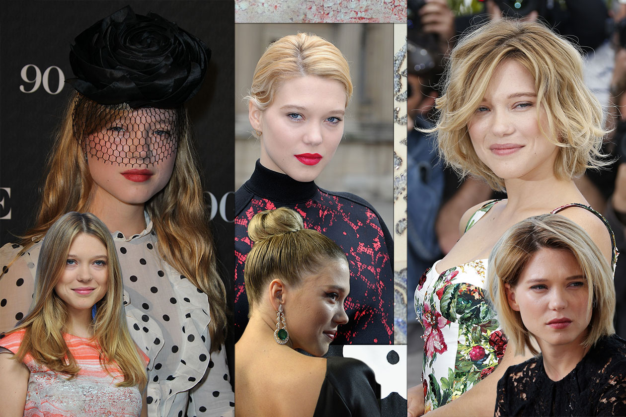 beauty lea seydoux make up 00 Cover collage