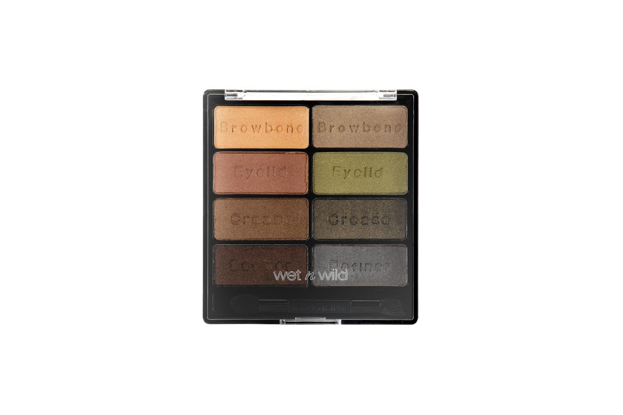 MULTI Wet n Wild Occhi Color Icon Eyeshadow Collection