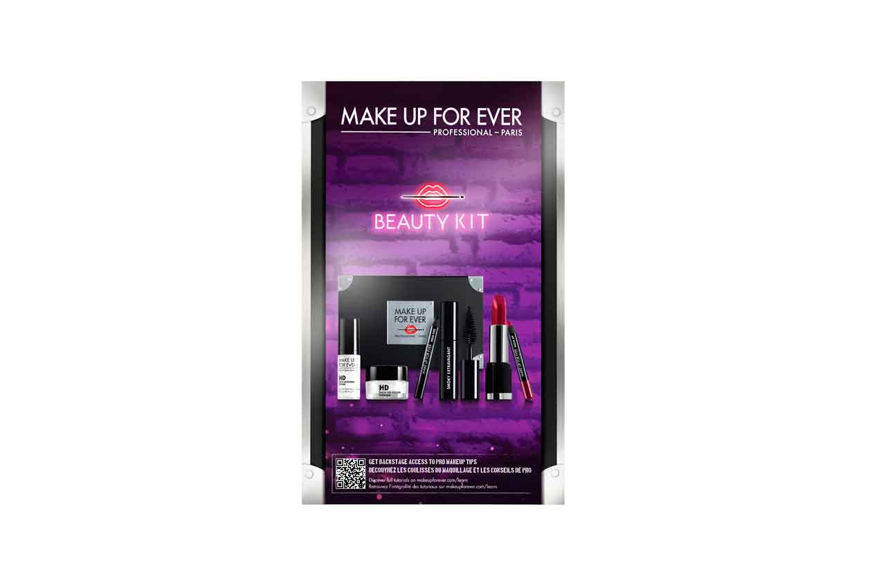 Make up For Ever Beauty Kit