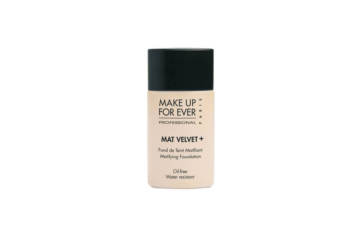 Mat Velvet Make Up For Ever: incarnato diafano e senza difetti