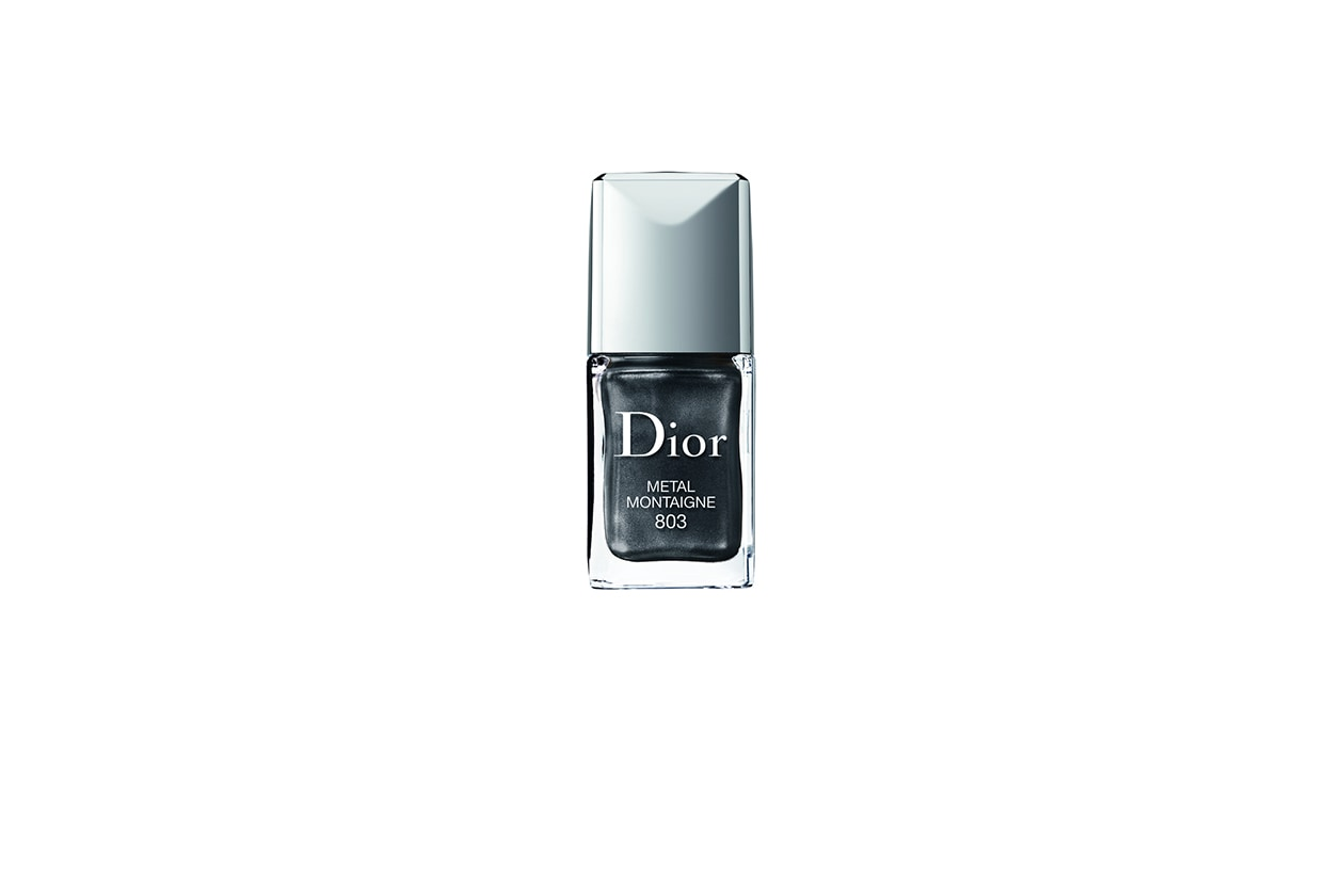Metal Montaigne in 803 di Dior: gel shine e long lasting