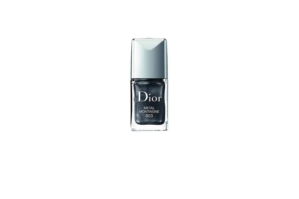 Metal Montaigne in 803 di Dior: gel shine e long lasting