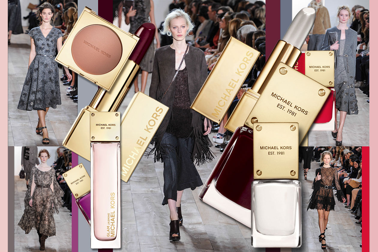 Michael Kors Fragrance and Beauty Collection