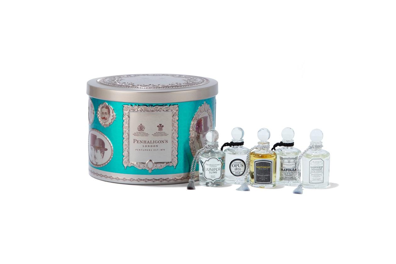 Mini fragrance collection by Penhaligon's