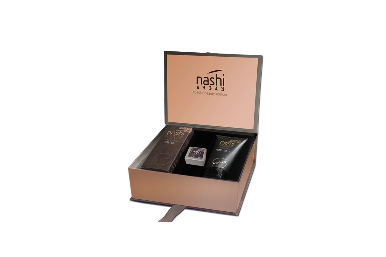Nashi Argan Christmas Box