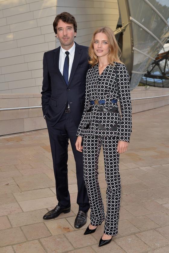 Natalia VODIANOVA in Louis Vuitton Antoine ARNAULT 2