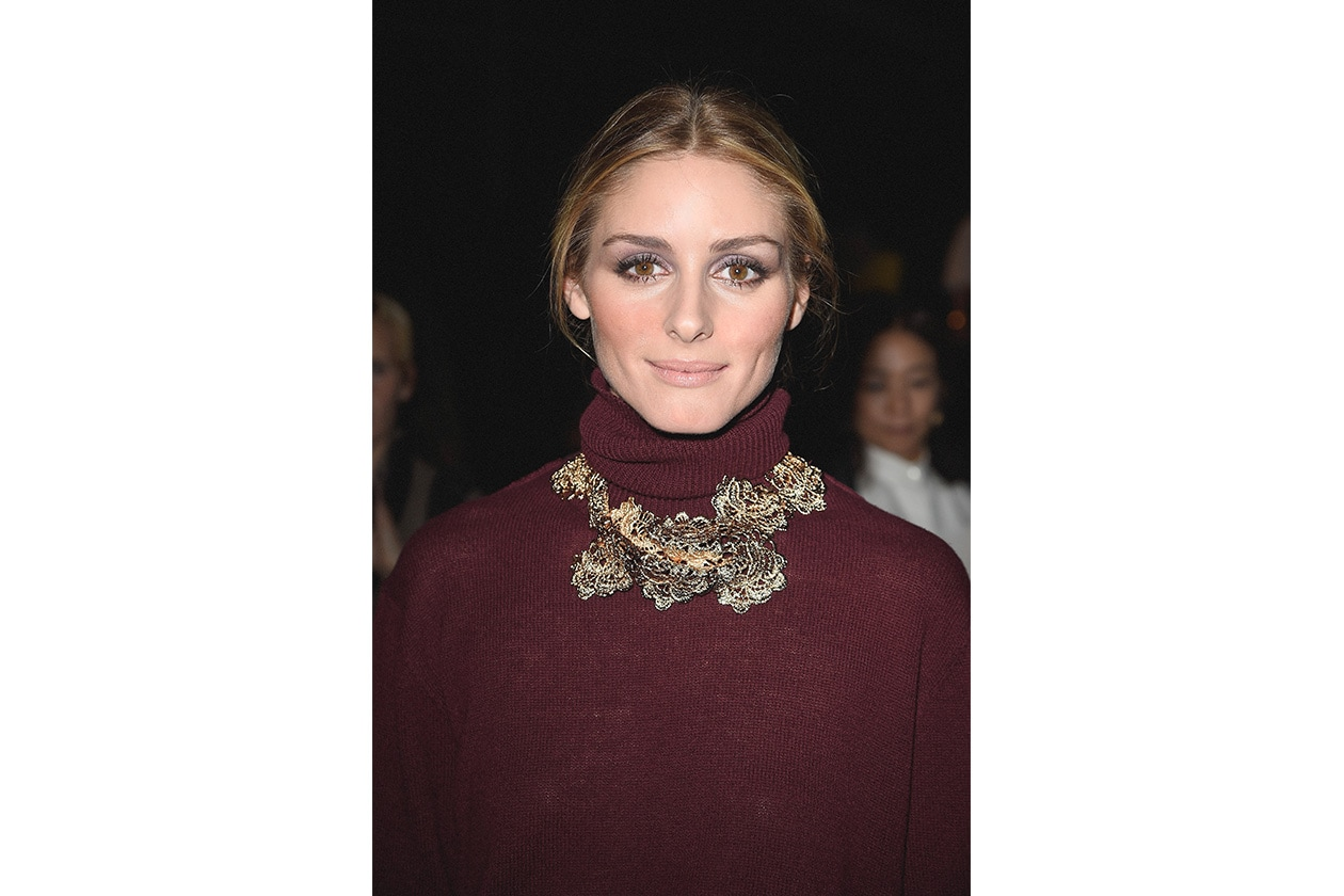 Olivia Palermo Beauty Nude Look