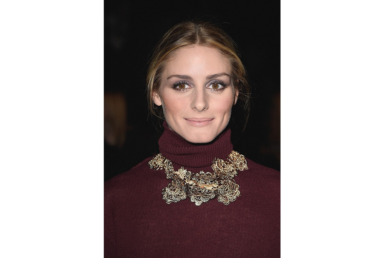Olivia Palermo make up naturale