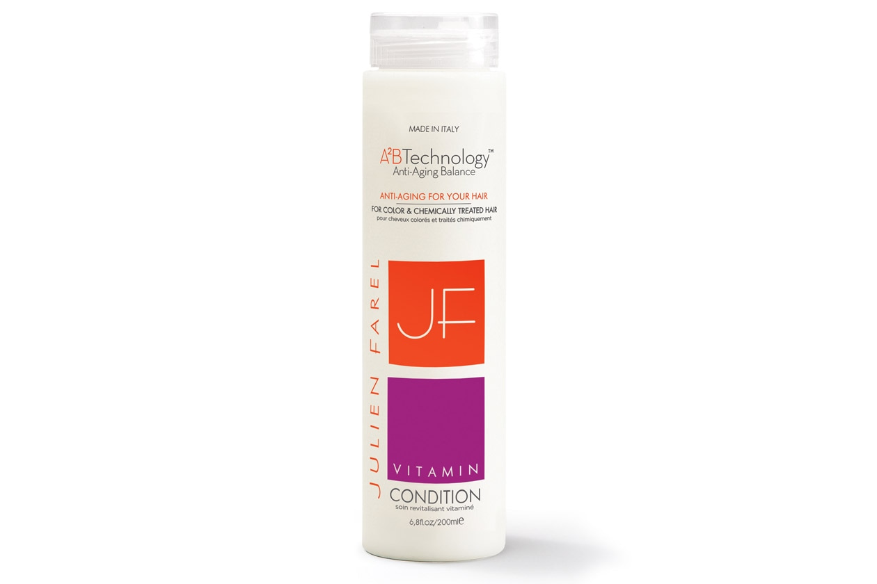 Prodotti per capelli colorati: Julien Farel Vitamin Condition
