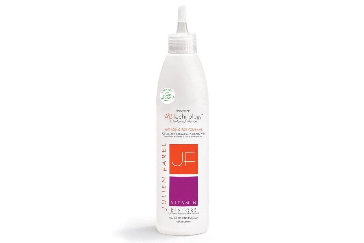 Prodotti per capelli colorati: Julien Farel Vitamin Restore