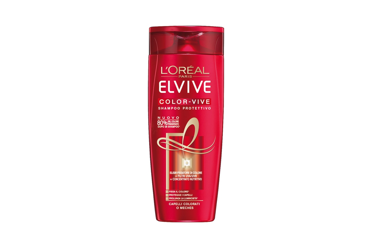 Prodotti per capelli colorati: L'Oréal Paris Elvive Shampoo Color Vive