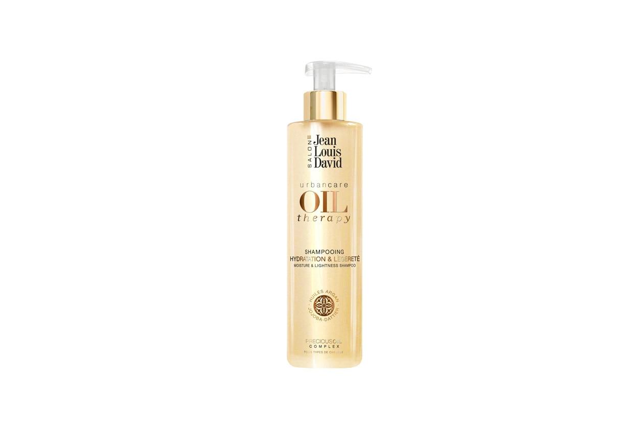 Prodotti per capelli colorati: Oil Therapy Shampooing Idratazione & Leggerezza
