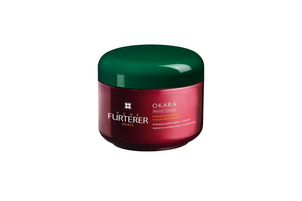 Prodotti per capelli colorati: René Furterer Okara Maschera Sublimatrice di Luminosità