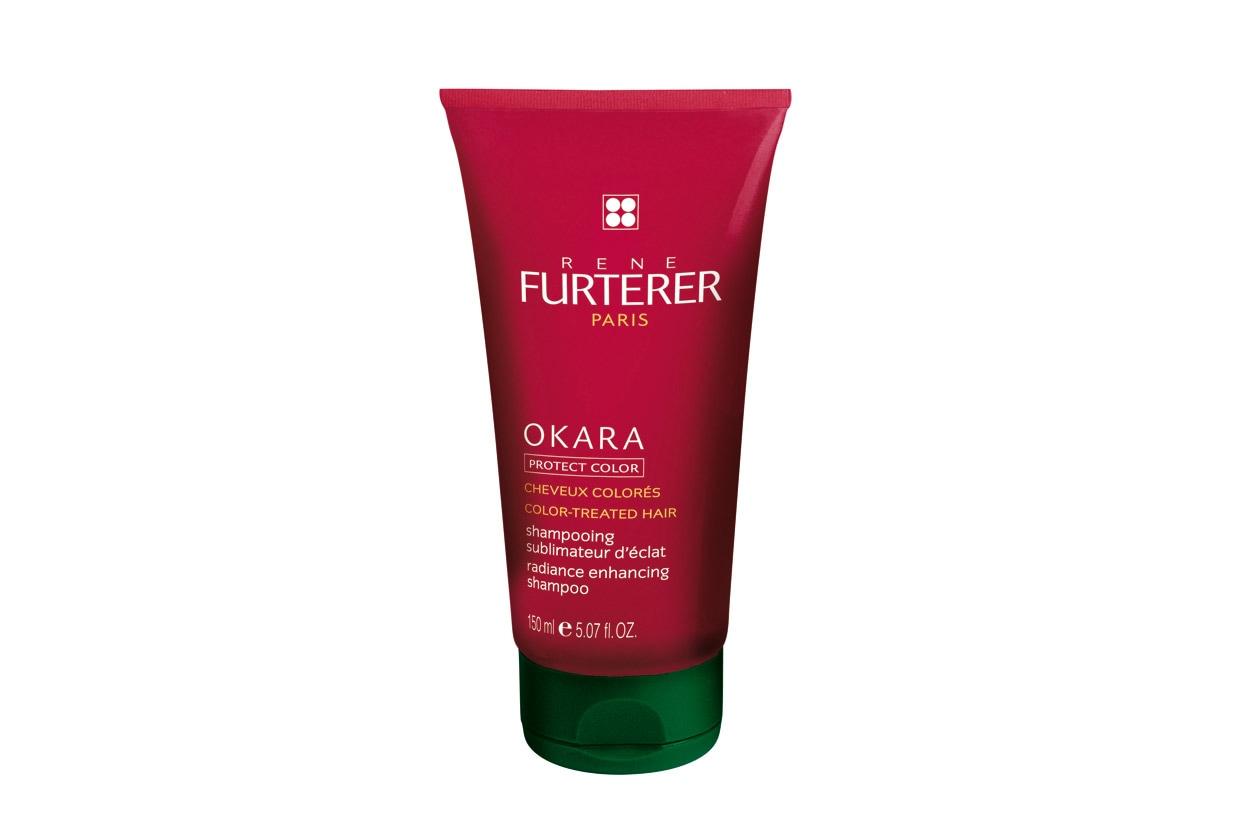 Prodotti per capelli colorati: René Furterer Okara Shampoo Sublimatore di Luminosità
