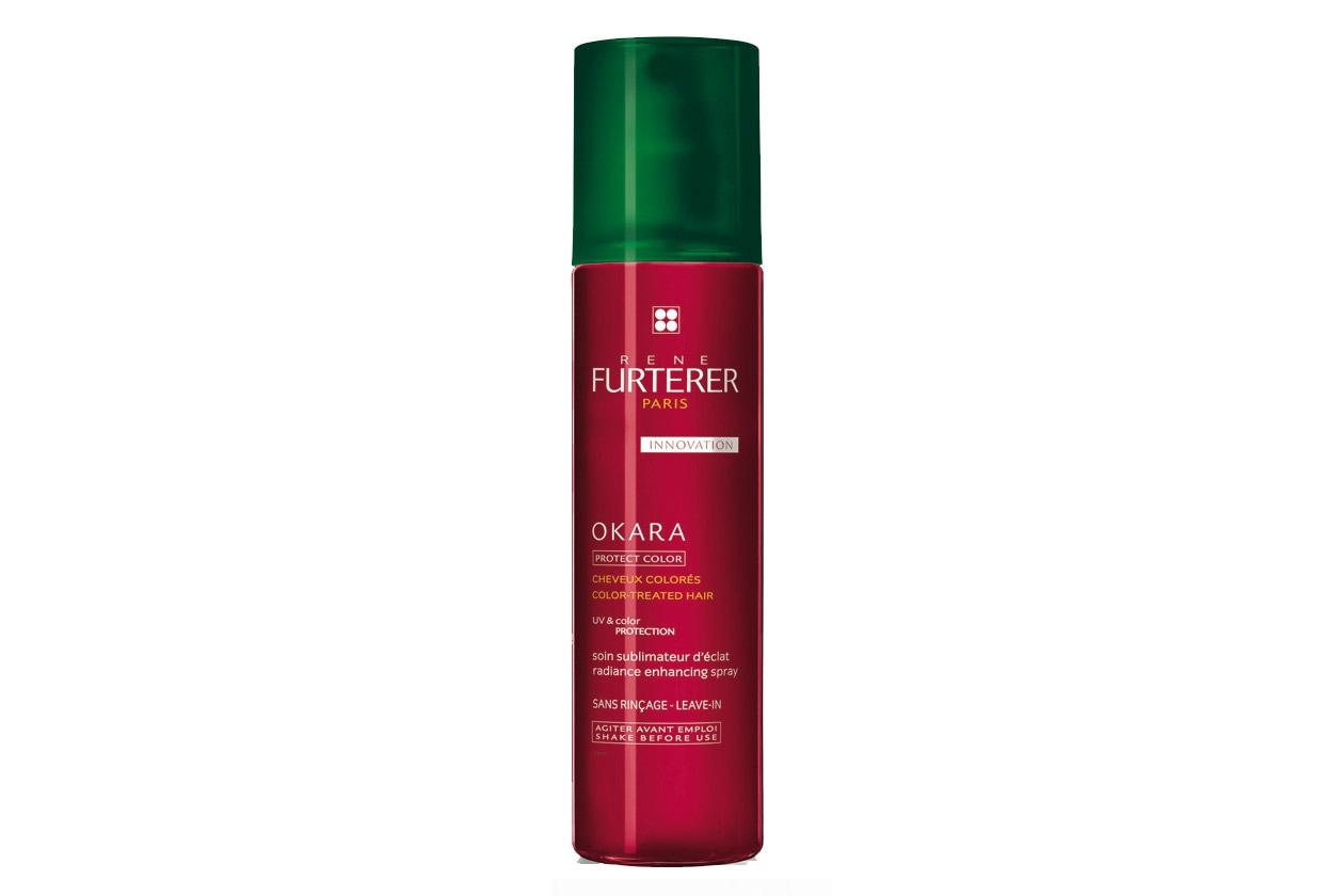 Prodotti per capelli colorati: René Furterer Okara Trattamento Sublimatore di Luminiosità