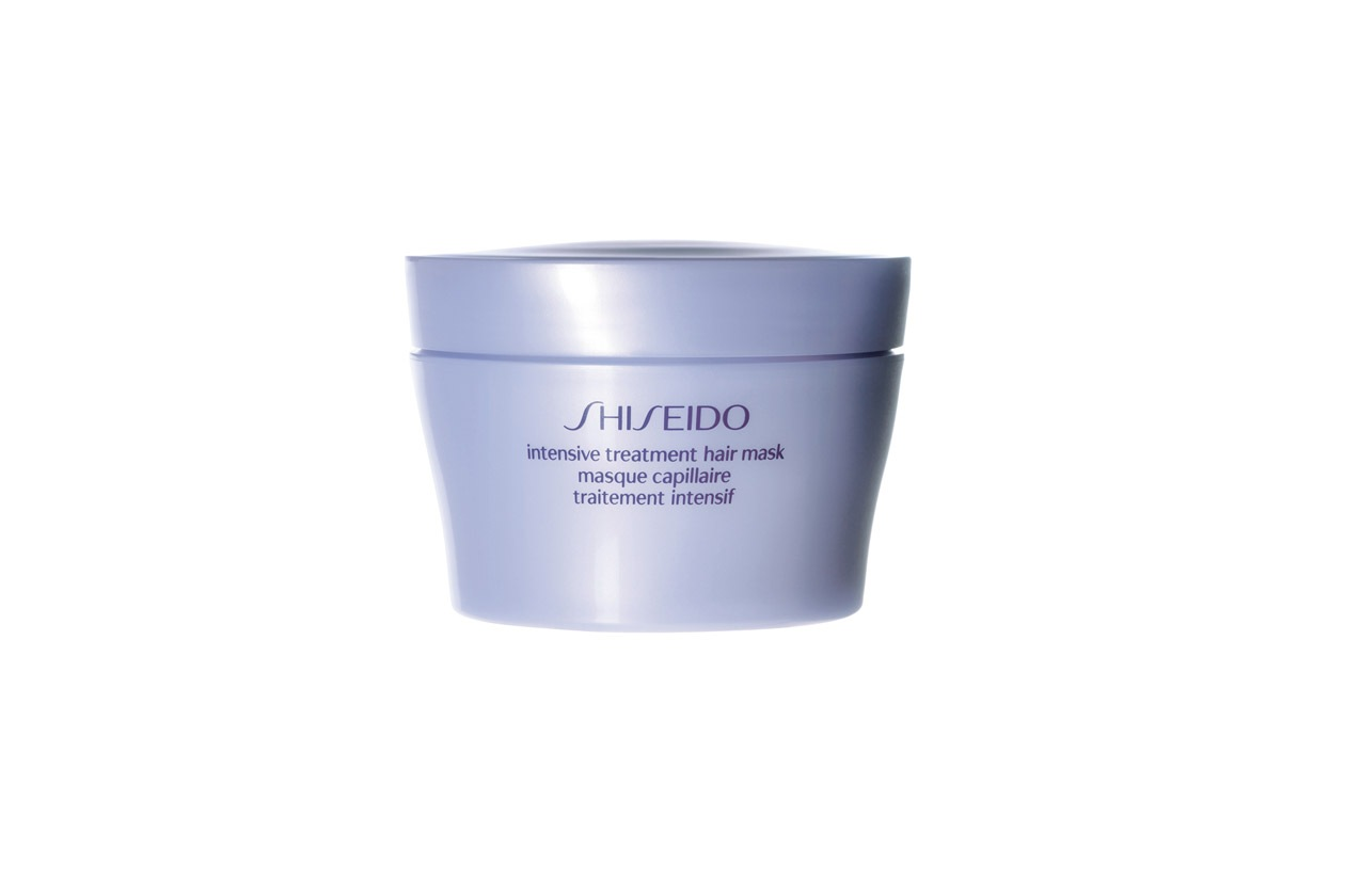 Prodotti per capelli colorati: Shiseido Intensive Treatment Mask