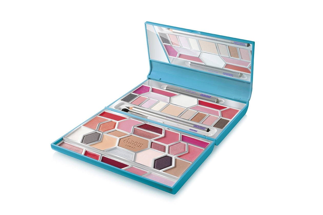 Pupa Milano Crystal Palette