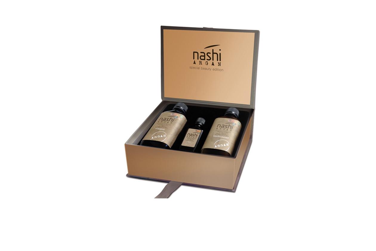 Ragali di Natale low cost: Nashi Argan Christmas Box Capelli Perfetti