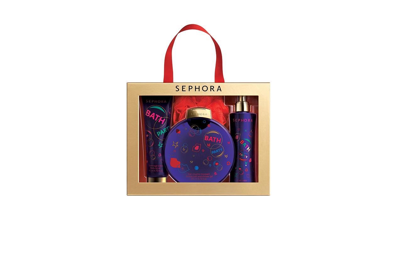 Ragali di Natale low cost: Sephora Bath Party Premium box Assortment