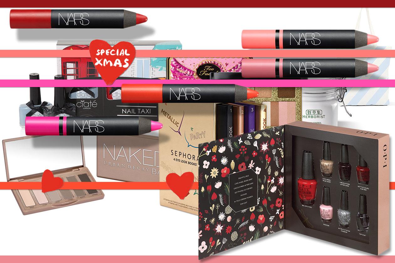 Ragali di Natale low cost: le idee beauty selezionate da Grazia.IT