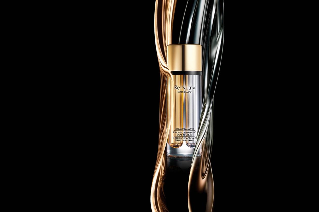 Re-Nutritiv Ultimate Diamond Dual Infusion con estratto di tartufo Black Diamond: la novità frutto di una lunga ricerca e dell'innovazione di Estée Lauder