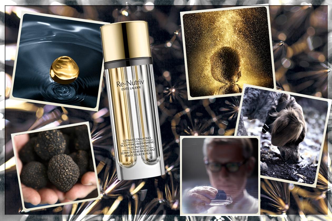 Re-Nutriv e il tartufo Black Diamond: al cuore del nuovo soin un ingrediente prezioso e di massima qualità. La storia dell'estratto e il video