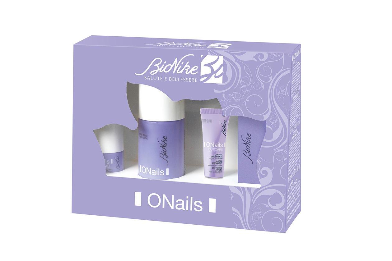 Regali di Natale low cost: BioNike Cofanetto ONails