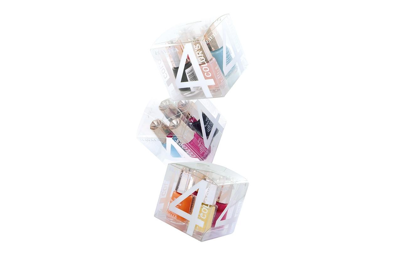 Regali di Natale low cost: Mavala Cube 4 Color's