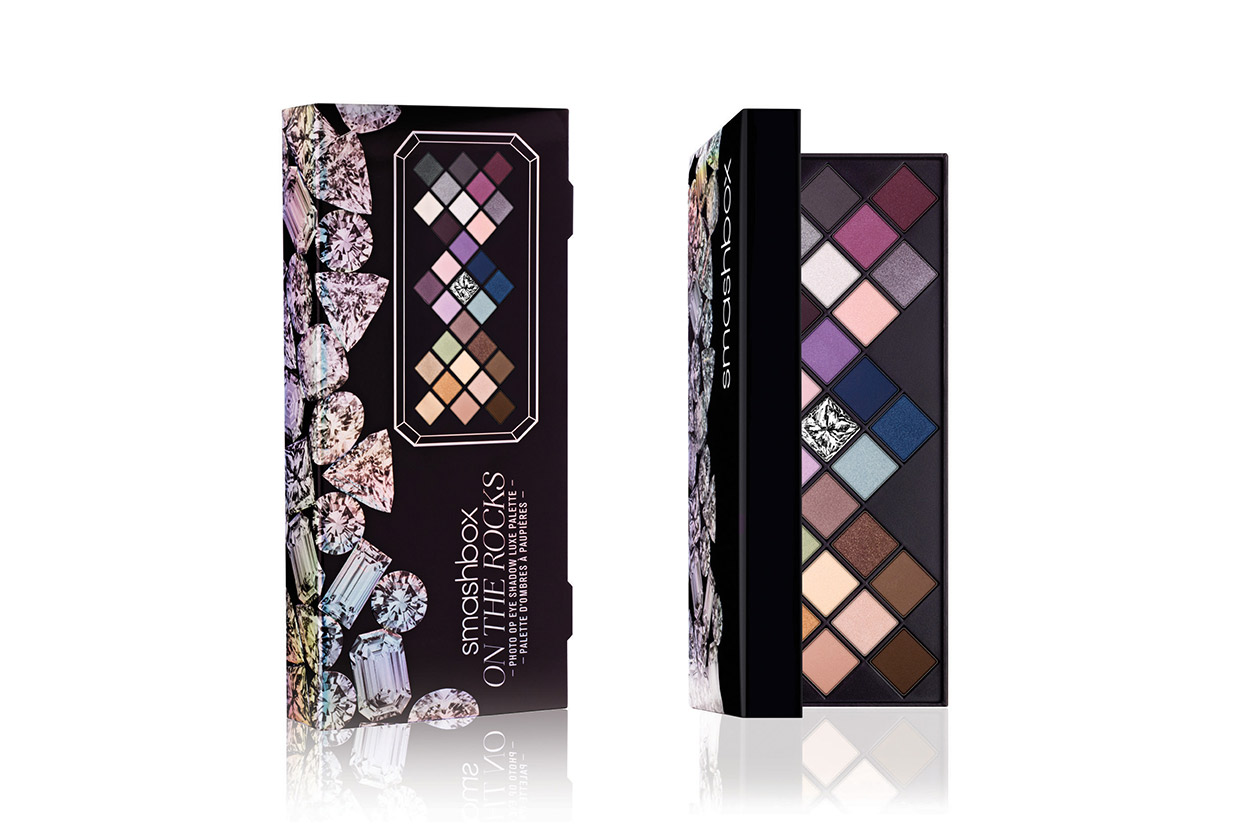 Smashbox On The Rocks Photo Op Eye Shadow Luxe Palette
