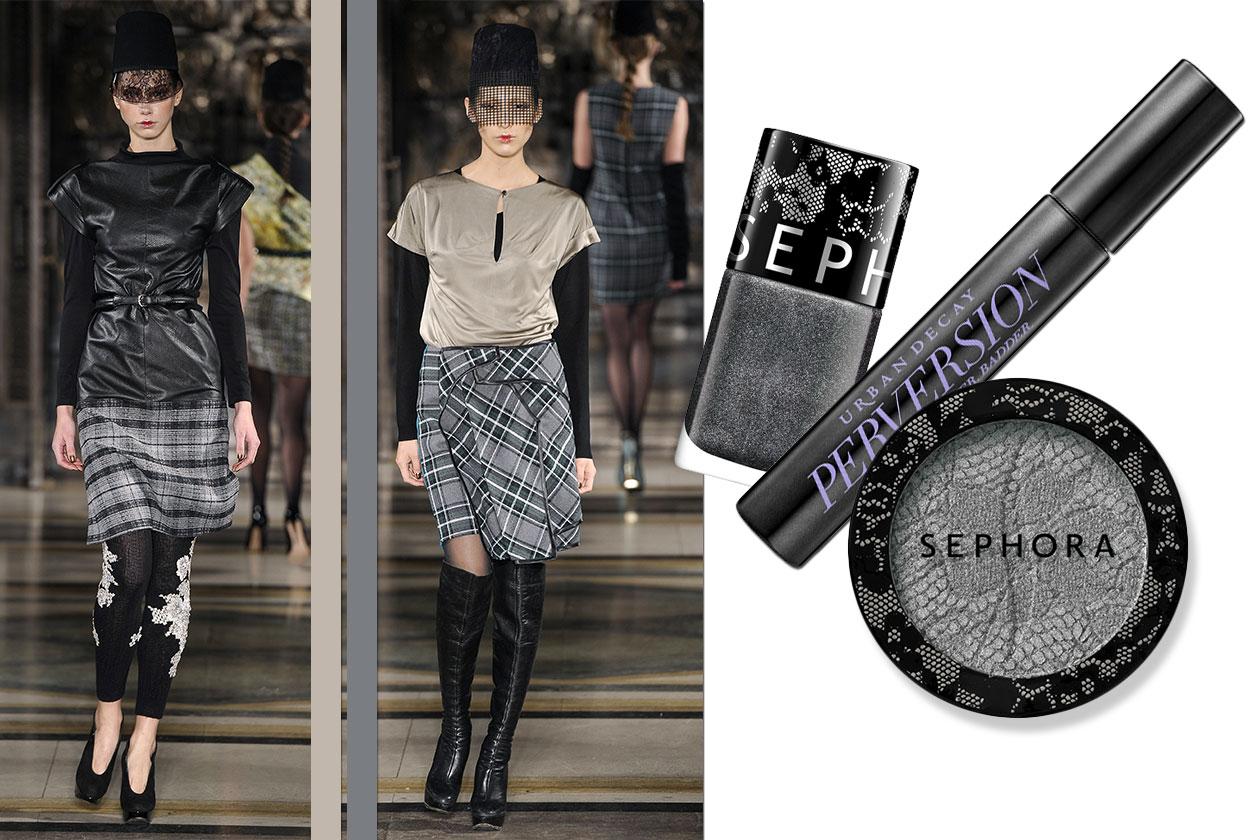 Tartan Beauty & Fashion ispirato a Ashley Isham