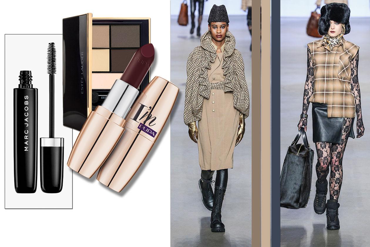 Tartan Beauty & Fashion ispirato a Aziz Bekkaoui