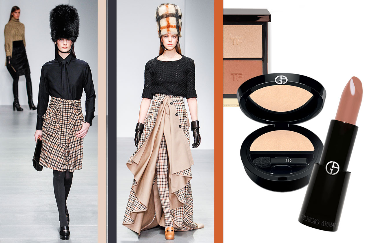 Tartan Beauty & Fashion ispirato a Daks