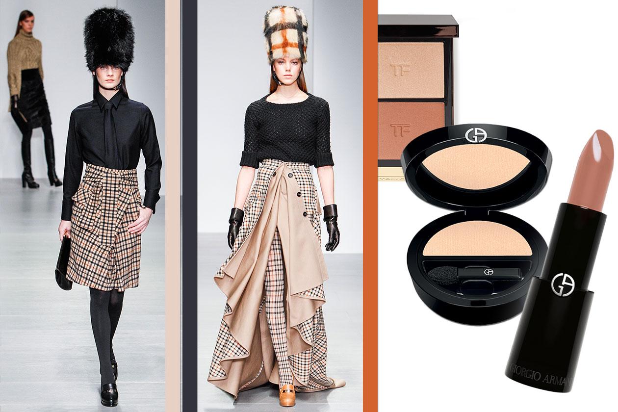 Tartan Beauty & Fashion ispirato a Daks