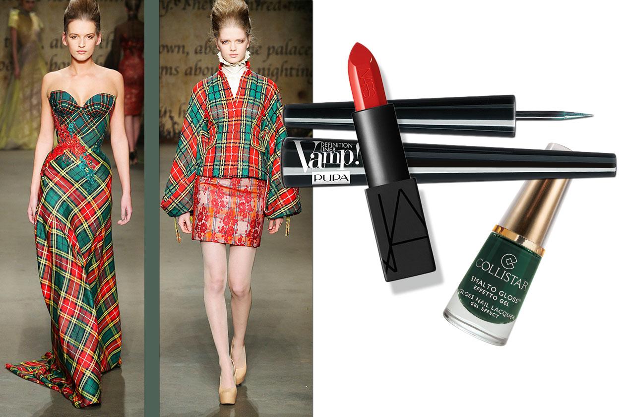 Tartan Beauty & Fashion ispirato a Edwin Oudshoorn