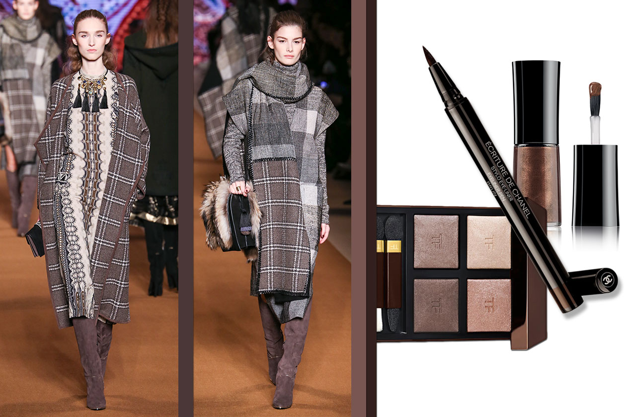 Tartan Beauty & Fashion ispirato a Etro