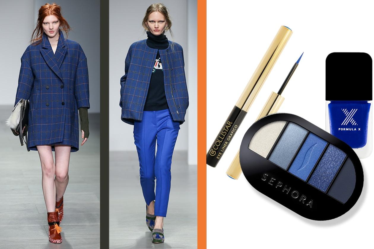 Tartan Beauty & Fashion ispirato a Eudon Choi
