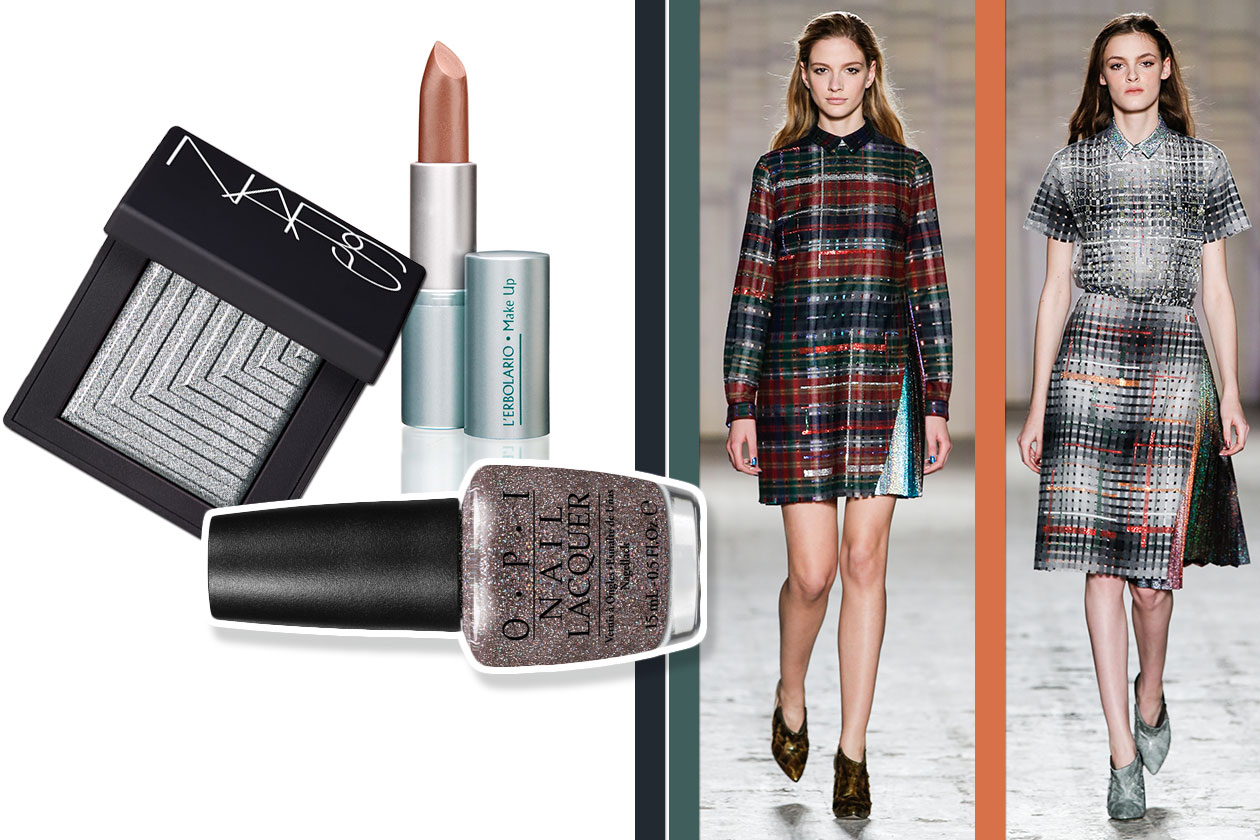 Tartan Beauty & Fashion ispirato a Marco De Vincenzo