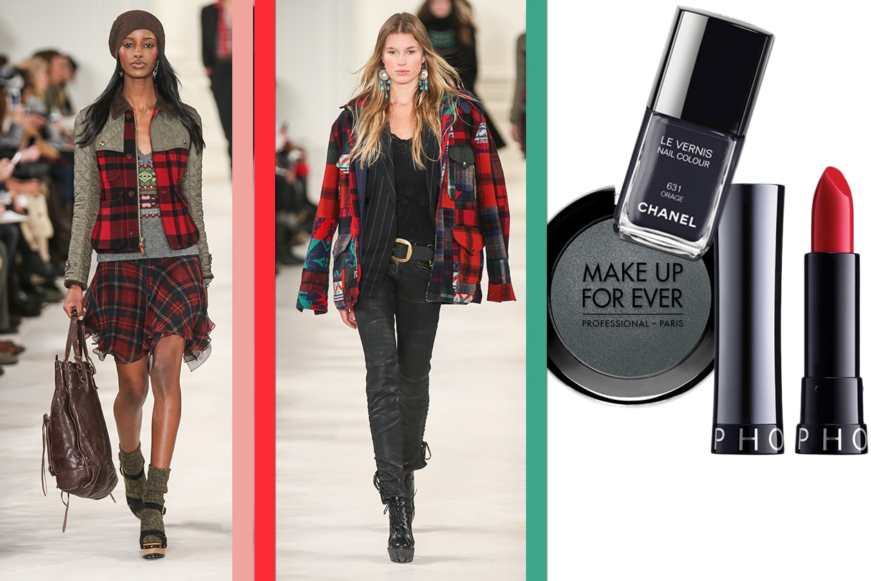 Tartan Beauty & Fashion ispirato a Polo Ralph Lauren