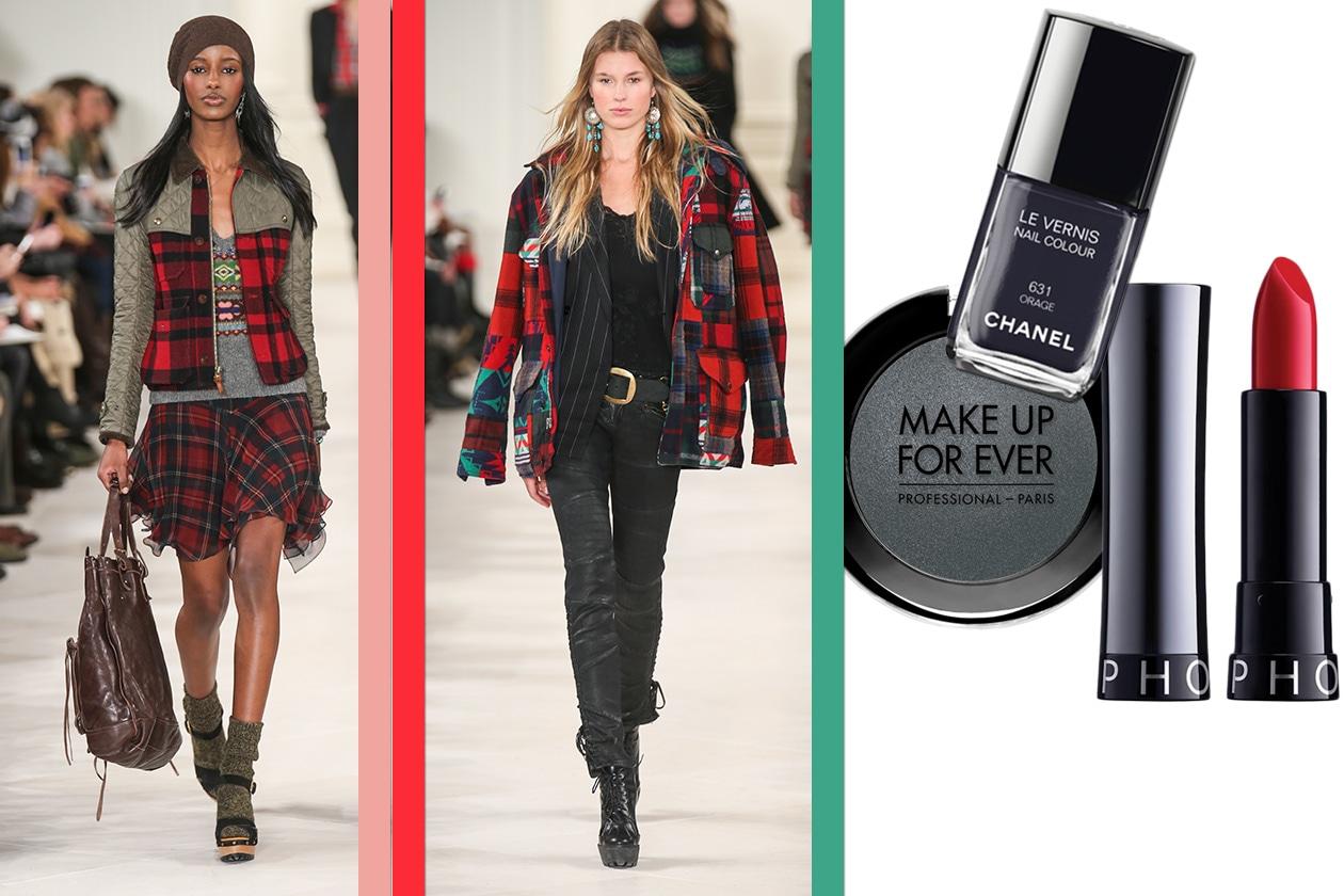 Tartan Beauty & Fashion ispirato a Polo Ralph Lauren