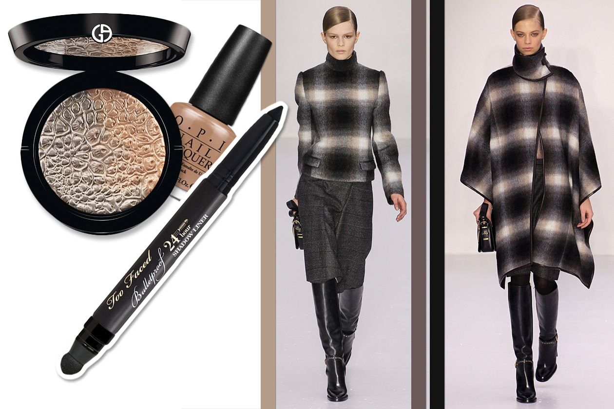 Tartan Beauty & Fashion ispirato a Salvatore Ferragamo