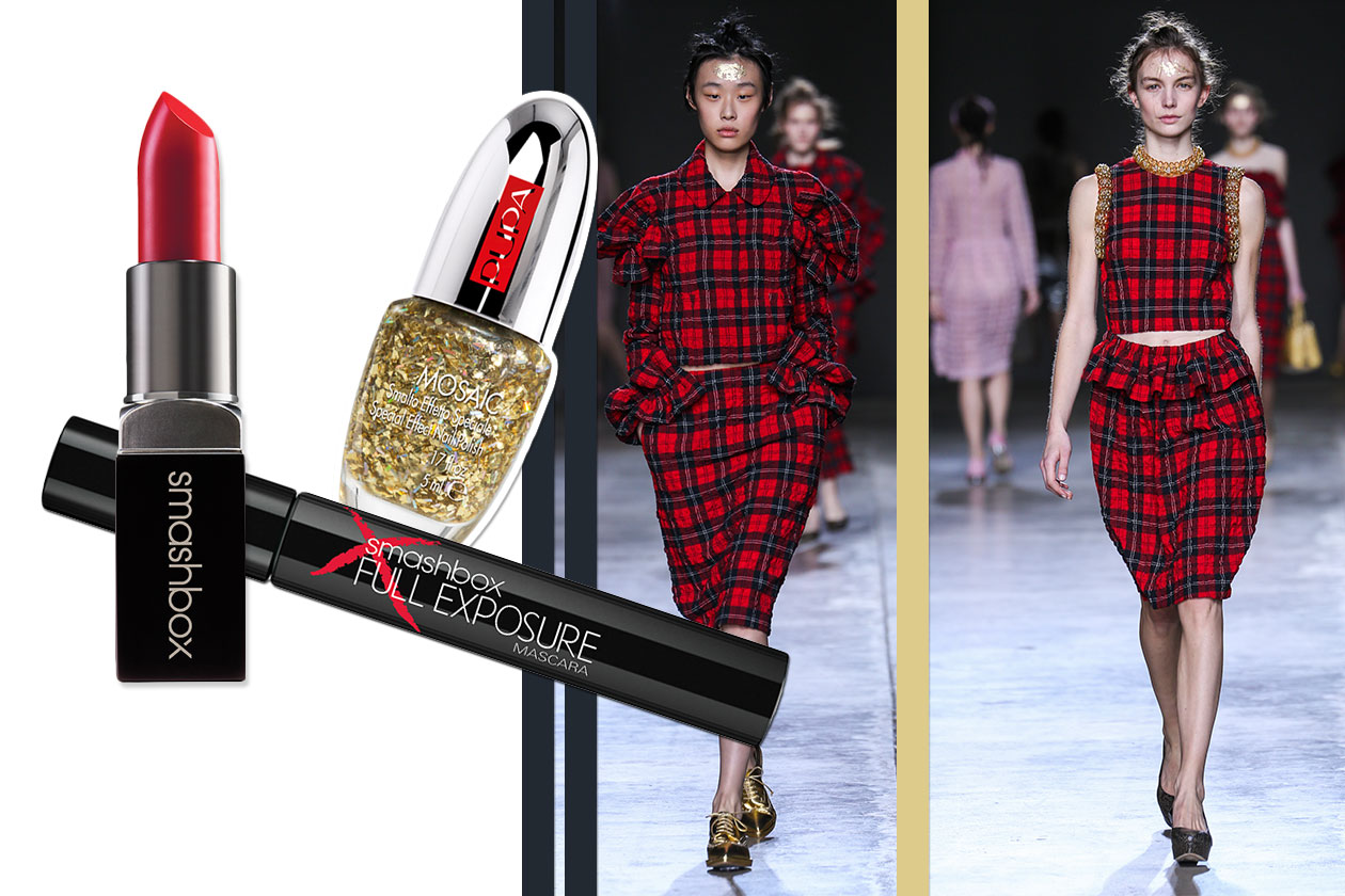 Tartan Beauty & Fashion ispirato a Simone Rocha
