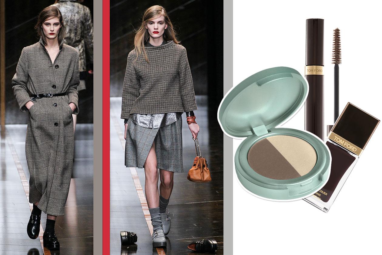 Tartan Beauty & Fashion ispirato a Trussardi