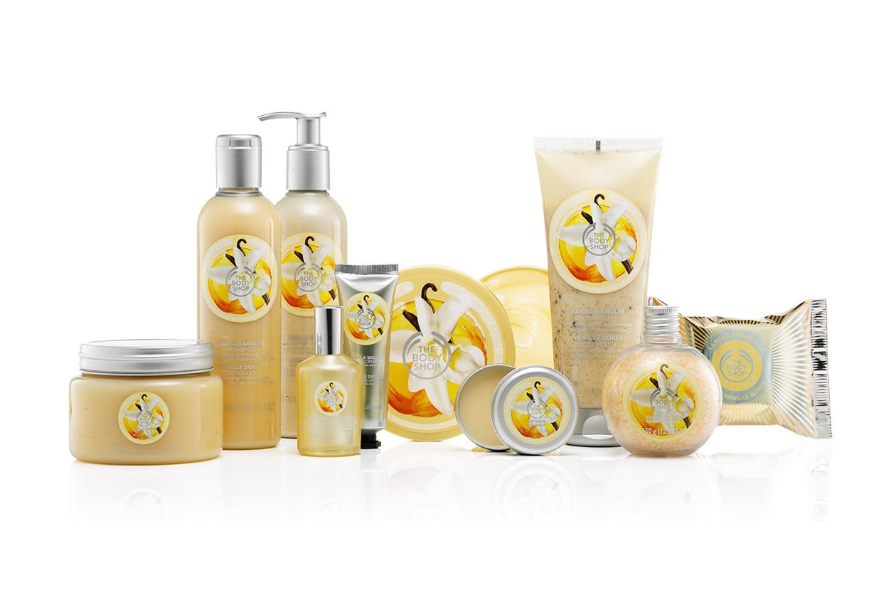 The Body Shop Vanilla Brulee
