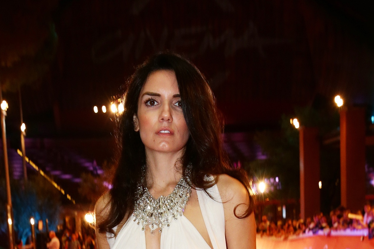 Tiziana Buldini: chioma fluente