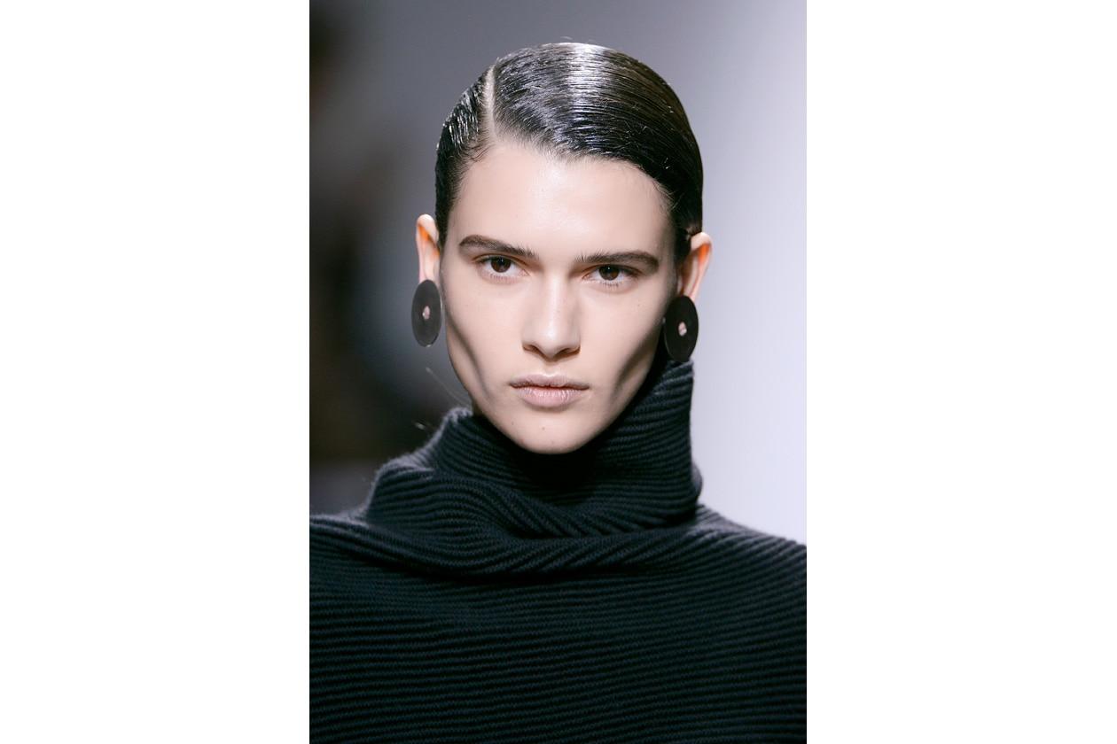 Trucco labbra naturale: beauty look diafano