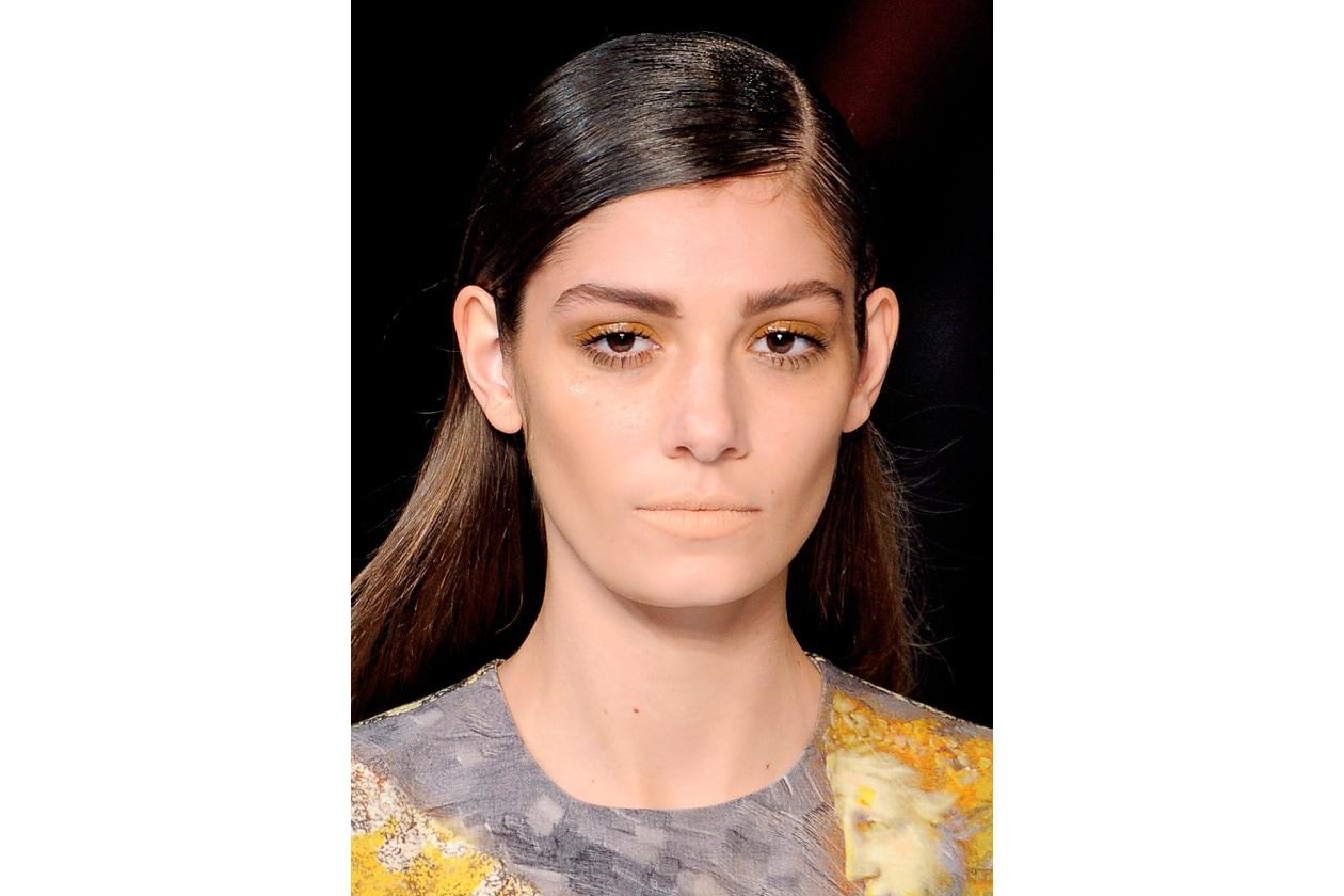 Trucco labbra naturale: totalmente cancellate
