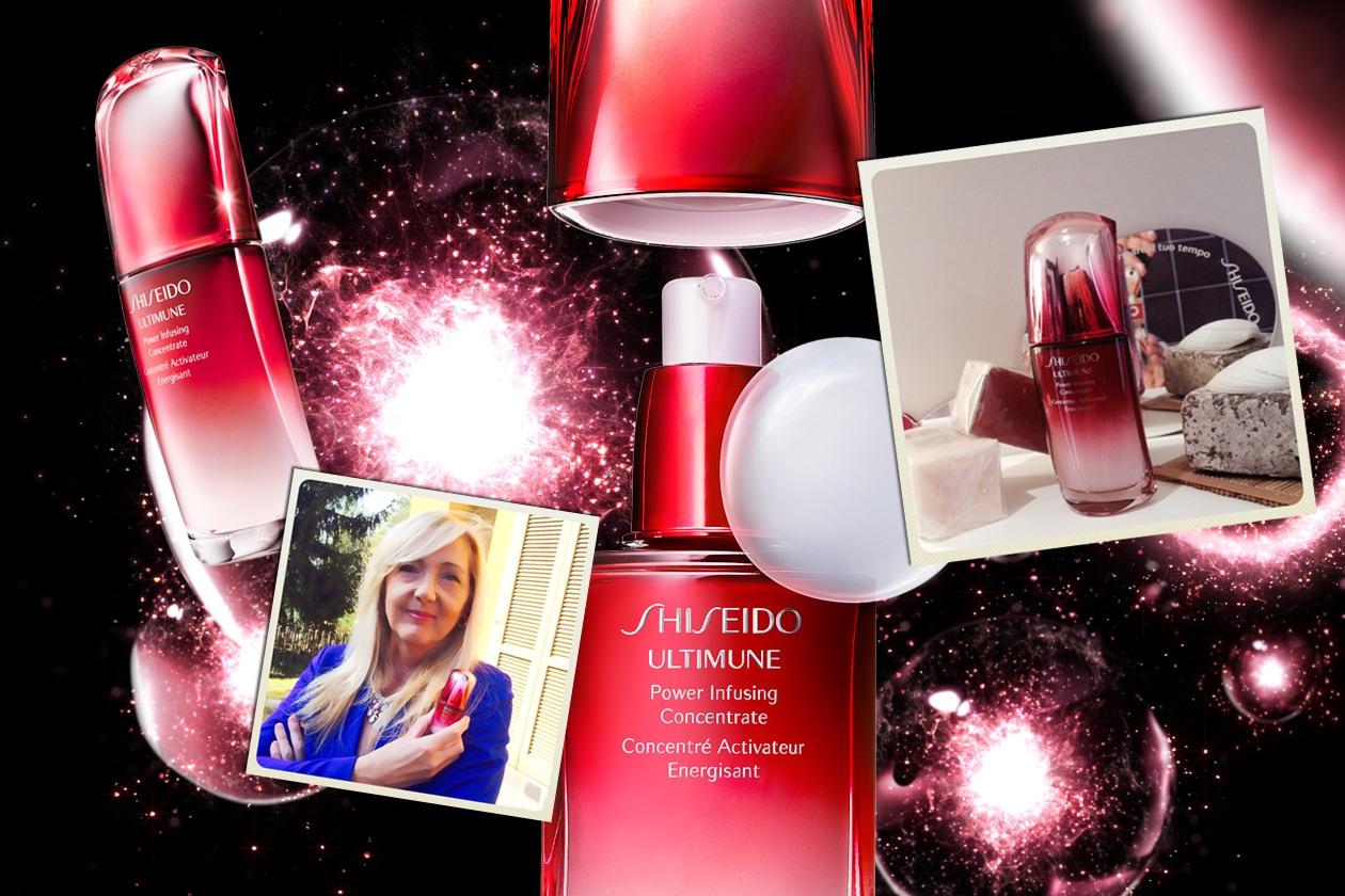 Ultimune by Shiseido è piaciuto anche alla nostra lettrice Carmen. Leggete la sua esperienza!