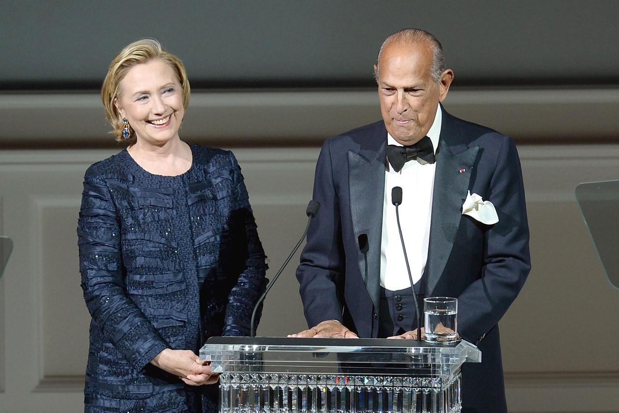 Un guardaroba per Hillary