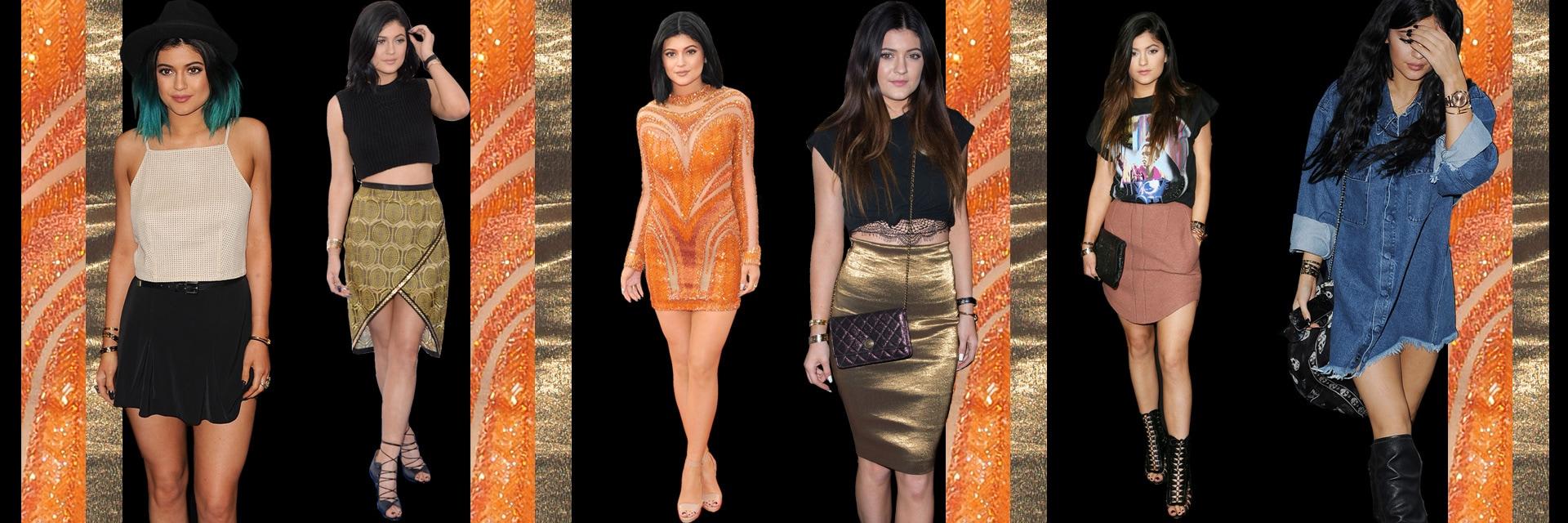 Kylie Jenner fashion icon dai due volti: la preferite grunge o chic?