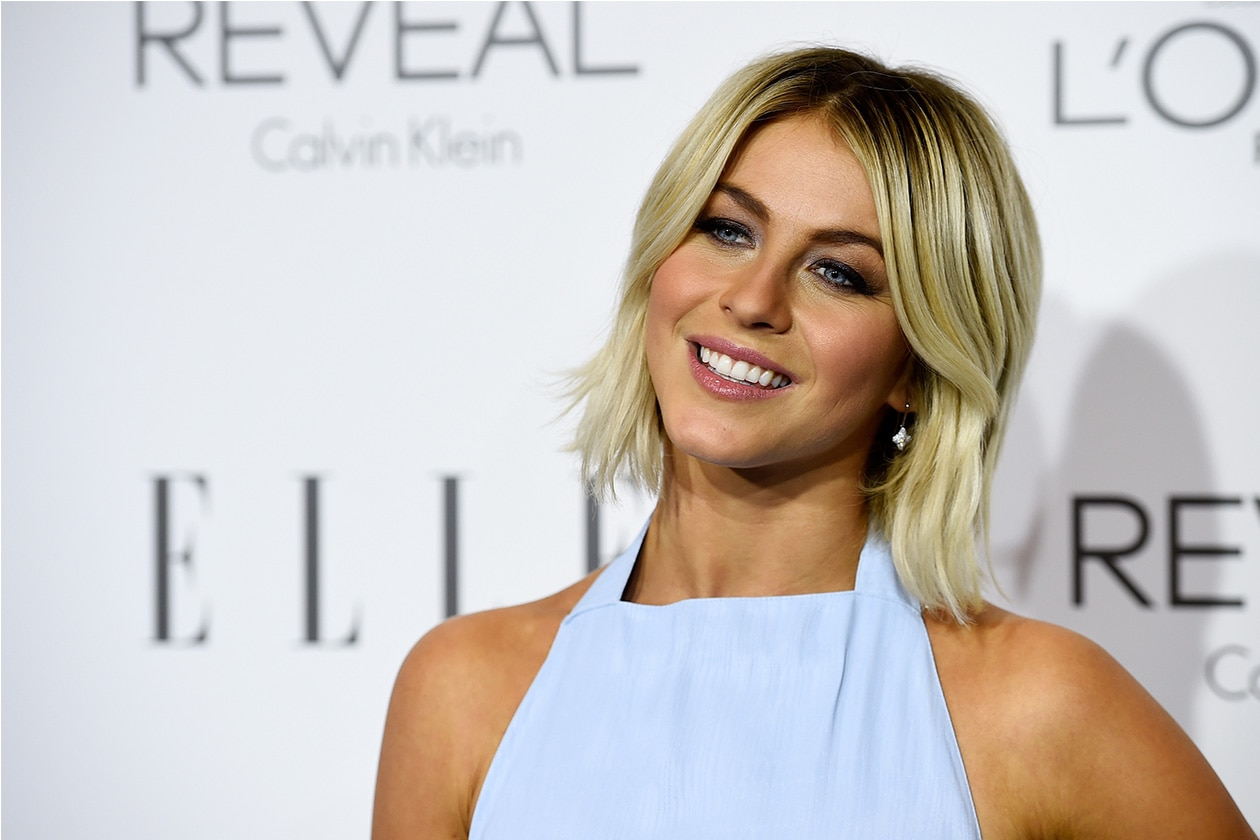 """Wob"" da star: Julianne Hough"